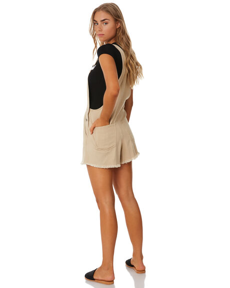 TAN WOMENS CLOTHING SWELL PLAYSUITS + OVERALLS - S8202459TAN