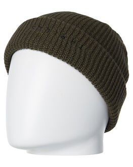 ARMY GREEN MENS ACCESSORIES THRILLS HEADWEAR - TW8-1001FARM