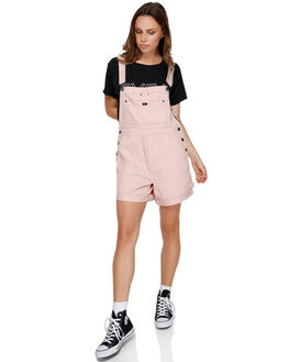 ROSE BLUSH WOMENS CLOTHING RVCA PLAYSUITS + OVERALLS - R291754ROSE