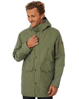 CLOVER MENS CLOTHING BURTON JACKETS - 196201300
