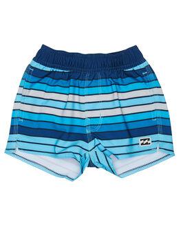 COASTAL BLUE KIDS TODDLER BOYS BILLABONG BOARDSHORTS - 7581416CSTBL
