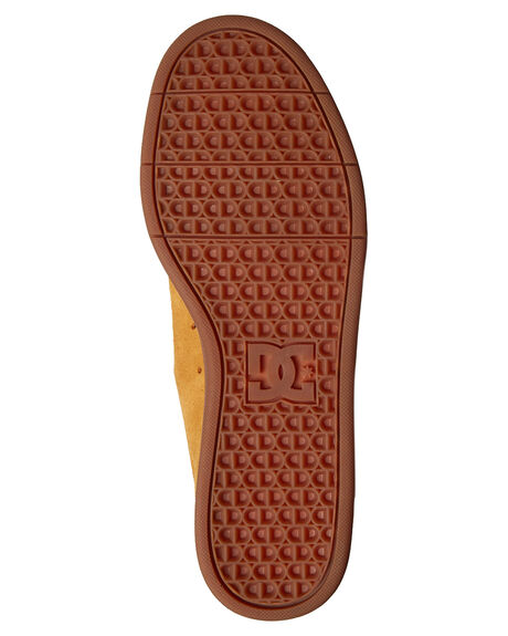 WHEAT MENS FOOTWEAR DC SHOES SNEAKERS - ADYS100029WE9