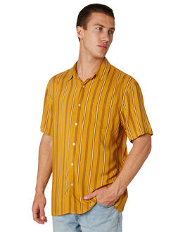 GOLD MENS CLOTHING BILLABONG SHIRTS - 9582211MGLD