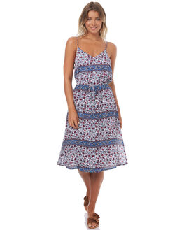 BOHO PANEL WOMENS CLOTHING SWELL DRESSES - S8171443BOHPA
