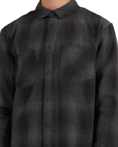 MOTION TARMAC MENS CLOTHING QUIKSILVER SHIRTS - UQYWT03040-KTA1