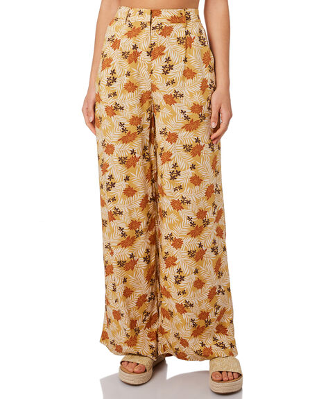 BOWIE LEAF WOMENS CLOTHING SWELL PANTS - S8202194BOW