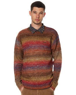 ASSORTED MENS CLOTHING THE CRITICAL SLIDE SOCIETY KNITS + CARDIGANS - WSK1702ASST