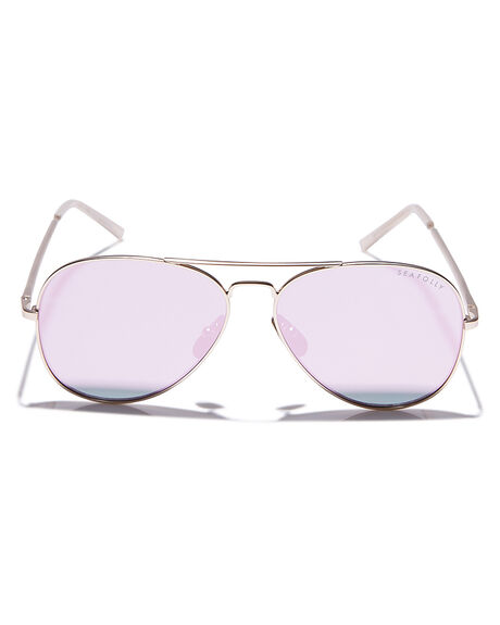 ROSE GOLD WOMENS ACCESSORIES SEAFOLLY SUNGLASSES - 1712652RSGLD
