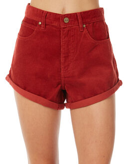 SIERRA WOMENS CLOTHING AFENDS SHORTS - W181303-SRA