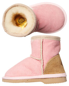 PINK KIDS TODDLER GIRLS UGG AUSTRALIA FOOTWEAR - CHMINTTPINK