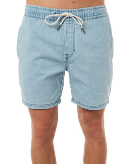 INDIGO MENS CLOTHING BARNEY COOLS SHORTS - 614-MC4IND