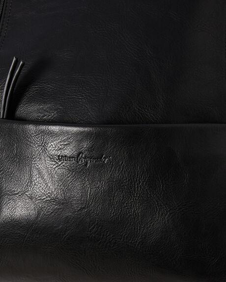 BLACK WOMENS ACCESSORIES URBAN ORIGINALS BAGS + BACKPACKS - 66-0101BLK