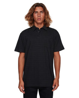 BLACK MENS CLOTHING BILLABONG SHIRTS - BB-9591143-BLK