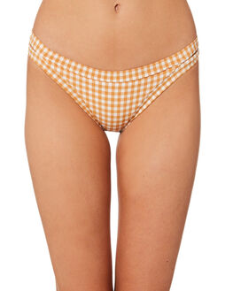 GINGER WOMENS SWIMWEAR RHYTHM BIKINI BOTTOMS - JAN19W-SW13-GIN