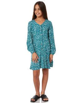 ELSIE PRINT KIDS GIRLS EVES SISTER DRESSES + PLAYSUITS - 9551025PRNT