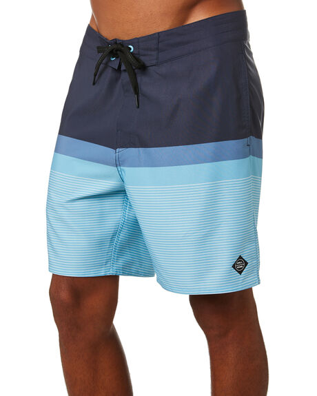 STEEL BLUE MENS CLOTHING SWELL BOARDSHORTS - S5202234STEBL