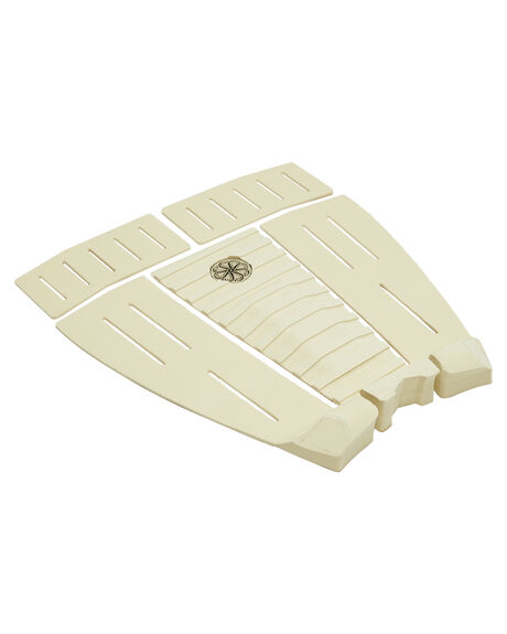 CREAM BOARDSPORTS SURF OCTOPUS TAILPADS - OCTO-CHIPPA-III-CRM