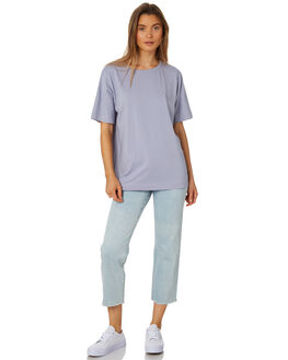LAVENDER WOMENS CLOTHING ZULU AND ZEPHYR TEES - ZZ2412LAV