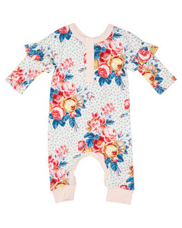 MULTI KIDS BABY ROCK YOUR BABY CLOTHING - BGB20120-ACMULTI