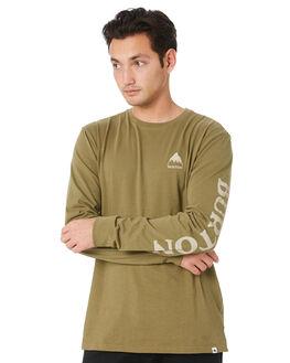 MARTINI OLIVE MENS CLOTHING BURTON TEES - 20392102300