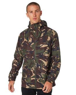 SEERSUCKER CAMO MENS CLOTHING BURTON JACKETS - 17767103300SCAMO