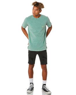DUST BLACK MENS CLOTHING INSIGHT SHORTS - 5000002706DSTBK