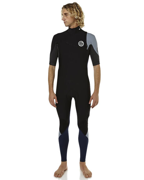 Rip Curl E-Bomb Pro 2Mm Ss Steamer Wetsuit - Navy  ab8353f67