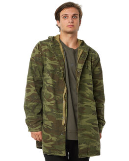 CAMO MENS CLOTHING THRILLS JACKETS - TA8-205ZCAMO
