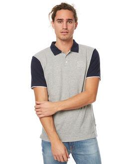 GREY HEATHER MENS CLOTHING BILLABONG SHIRTS - 9575142GRYH