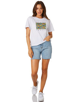 TUTTI FRUITTI WOMENS CLOTHING COOLS CLUB TEES - 120-CW5TUTTI