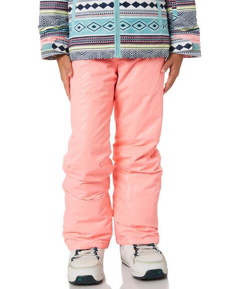 PEACH BOARDSPORTS SNOW BILLABONG GIRLS - L6PG01SPEA