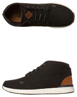 BLACK MENS FOOTWEAR REEF SNEAKERS - A2XMSBLK