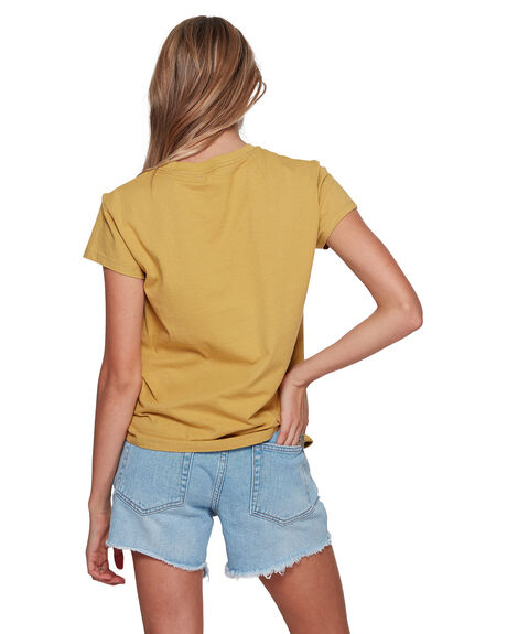 WILD HONEY WOMENS CLOTHING BILLABONG TEES - BB-6591132-WDH
