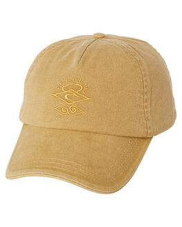 MUSTARD WOMENS ACCESSORIES RIP CURL HEADWEAR - GCAHT11041