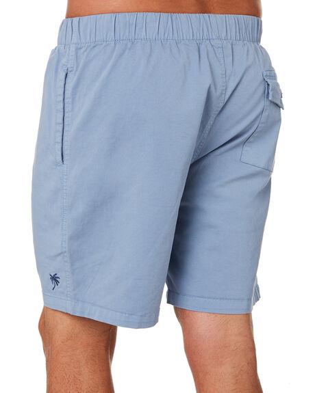 MID BLUE MENS CLOTHING SWELL SHORTS - S5173251MDBLU