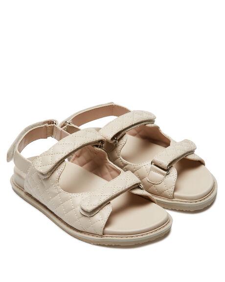 NUDE WOMENS FOOTWEAR BILLINI FASHION SANDALS - S738NUD