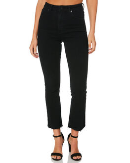 DEAD OF NIGHT WOMENS CLOTHING A.BRAND JEANS - 71393-3587