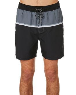 BLACK MENS CLOTHING HURLEY BOARDSHORTS - CK0101010