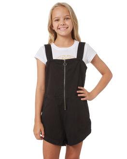 BLACK KIDS GIRLS BILLABONG DRESSES + PLAYSUITS - 5581502BLK