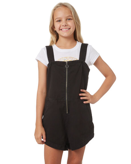 d6a18ce139 Billabong Kids Girls Eventide Playsuit - Black