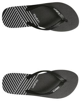 STRIPEY WOMENS FOOTWEAR KUSTOM THONGS - 4627219ASTRPY
