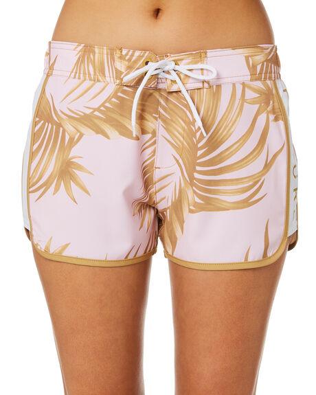 LILAC OUTLET WOMENS RIP CURL SHORTS - GBOEG10108
