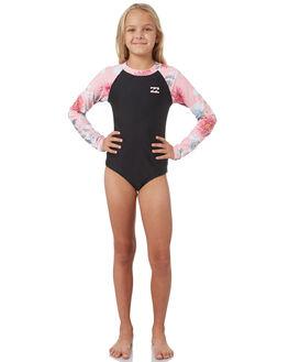 SUNSET PINK KIDS GIRLS BILLABONG SWIMWEAR - 5781009PNK