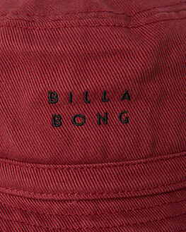 BURGUNDY MENS ACCESSORIES BILLABONG HEADWEAR - 9695340BURG