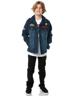 STORMY RIVER KIDS BOYS LEVI'S JACKETS - 917747-M2MSTRMY