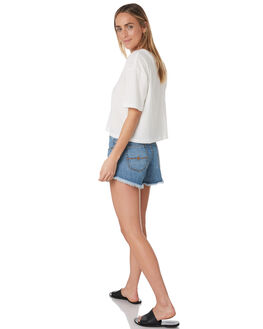 THREAD BLUE WOMENS CLOTHING RUSTY SHORTS - WKL0619THD