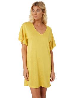 DAFFODIL WOMENS CLOTHING BETTY BASICS DRESSES - BB343S18DAFF