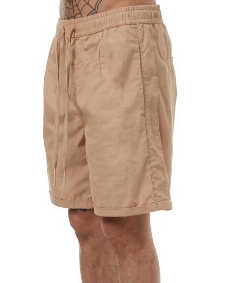 WHEAT MENS CLOTHING ZANEROBE SHORTS - 604-LYKMWHE