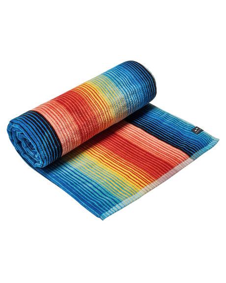 MUTLI MENS ACCESSORIES SLOWTIDE TOWELS - ST129MUL