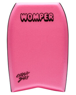 NEON PINK SURF BODYBOARDS CATCH SURF BOARDS - WOMP-16HP17